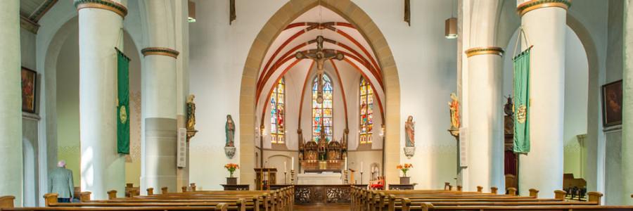 interieur hofkerk